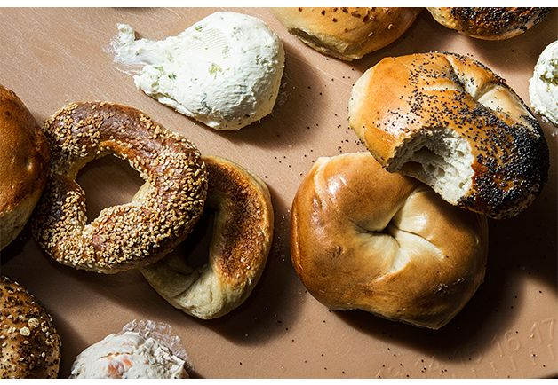 GQ's list of the 10 best bagels in NYC