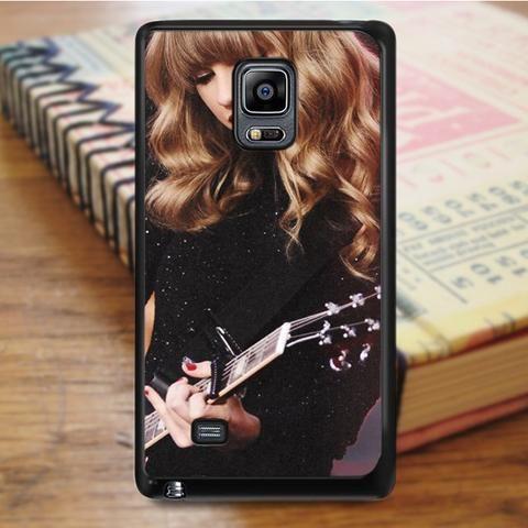 Taylor Swift Guitar Cute Samsung Galaxy Note Edge Case