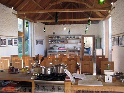 Working at River Cottage