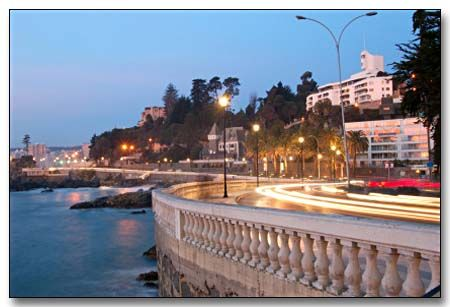 Vina del Mar, Chile....my home....Here is where I go when the heart hurts......