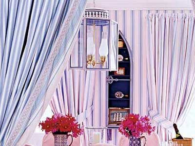 Curtain Ideas for the bedroom | Margaret Hirsch
