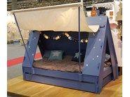 Kataloge zum Download und Preisliste für Tente By mathy by bols, einzelbett Design François Lamazerolles, Kollektion caravane, tente et wagon