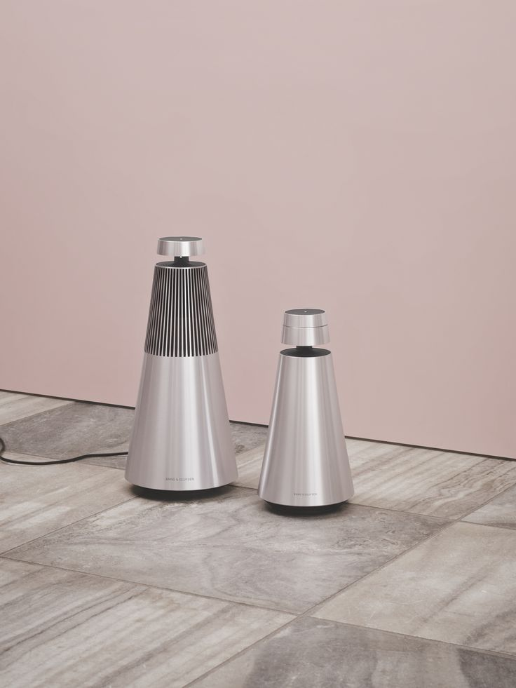 The BeoSound 2 and the BeoSound 1 are designed to make your life more flexible without compromising quality and functionality.