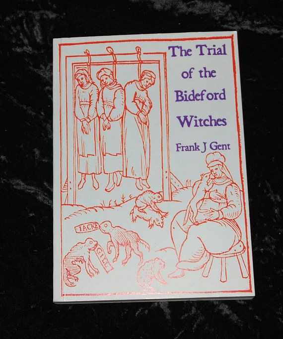 The Trial of the Bideford Witches by WoodtownWitchery on Etsy