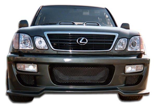 Duraflex 98-07 Lexus LX470 Land Cruiser Platinum Front Bumper Cover