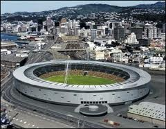 "the ""Cake Tin"" (Westpac Stadium), Wellington, New Zealand"