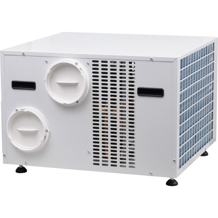 Climateright 10000 btu portable air conditioner with heat