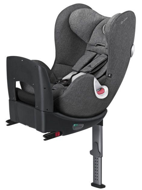 Der Cybex Sirona Kindersitz der Cybex Platinum Serie überzeugt durch seine vielfältigen Funktionen - Top Kindersitz ab 1 Jahr