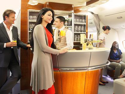 Business Class   Cabin Features   The Emirates Experience   Emirates