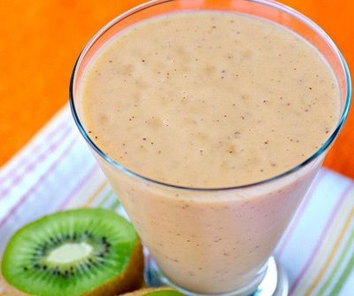 Papya and Kiwi smoothie - detox and weight loss: Cup, Papaya Kiwi, Fitness, Weight Loss, Food, Smoothie Recipes, Kiwi Smoothie, Healthy Smoothies