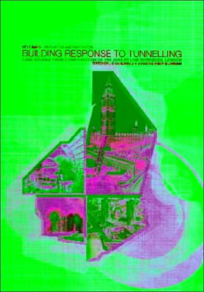 Building Response to Tunnelling: Case studies from Construction of the Jubilee Line Extension, Londo