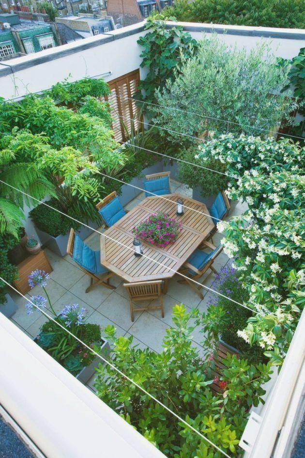 Notitle In 2020 Terrace Garden Design Roof Garden Design Terrace Garden
