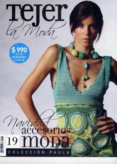 Moda Knitting Books : Best mags punto e moda images on pinterest