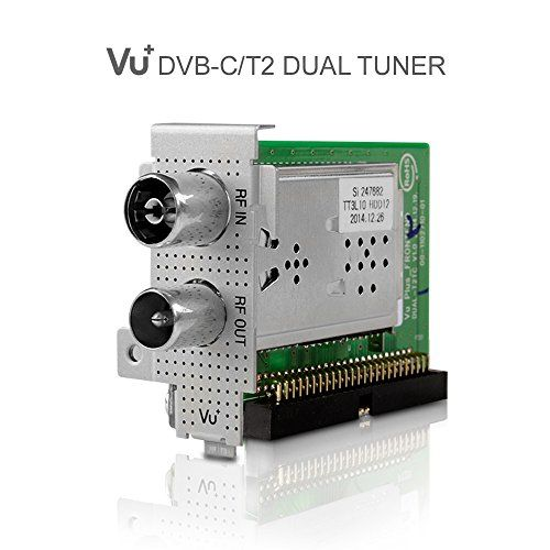 From 65.09:Vu   Dual Tuner Dvb-c/t2 (single Housing) Duo2 / Solo Se V2 / Ultimo / Uno