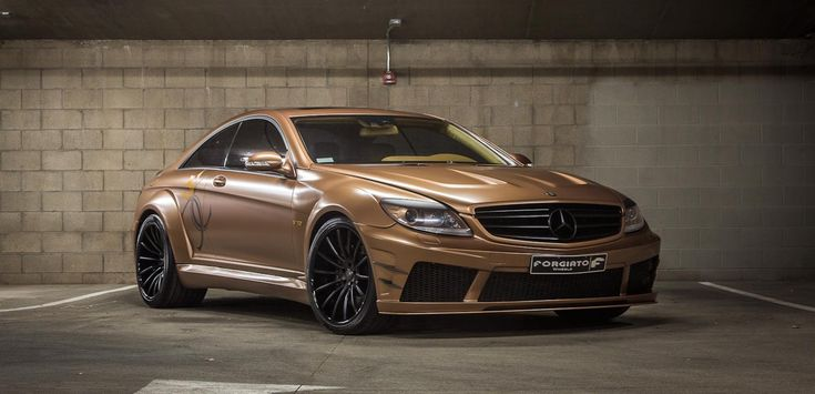 Couture Customs Custom Mercedes Benz CL65 by Couture Customs in Scottsdale AZ . Click to view more photos and mod info.