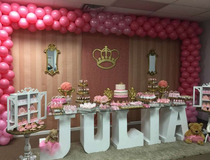 Royal Princess Party Supplies   Royal Themed Party In The House U2013 Home  Party Theme Ideas