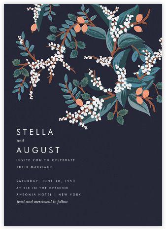 Mandarin Grove (Invitation) - Paperless Post