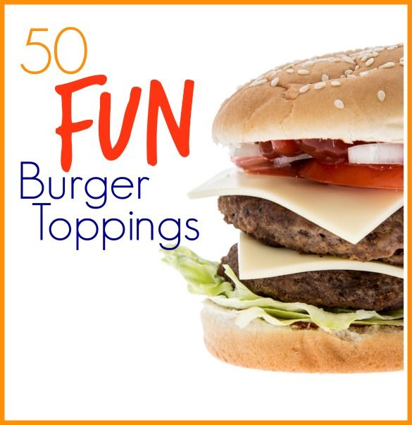 die besten 25 burger toppings ideen auf pinterest burger rezepte gesunde burger rezepte und. Black Bedroom Furniture Sets. Home Design Ideas