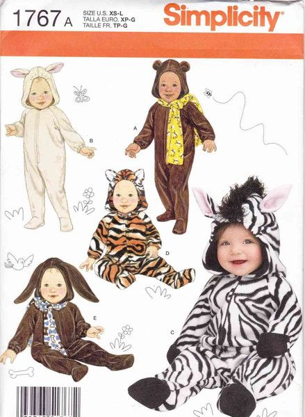 20 besten Costumes Sewing Patterns Bilder auf Pinterest ...
