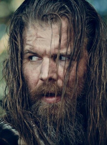 Outsiders Lil Foster/ Ryan Hurst.