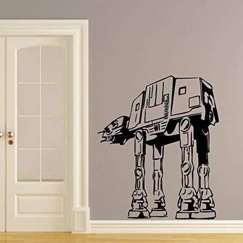 Best Star Wars Bedroom Images On Pinterest Star Wars Bedroom - Star wars wall decals uk