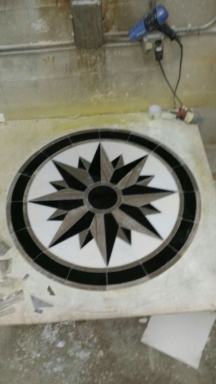 17 Best Images About Floor Medallions Marble Amp Natural