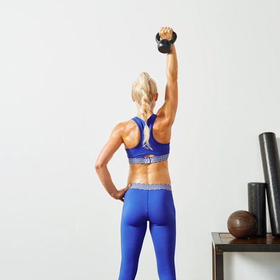 Best 25+ Beginner Kettlebell Workout Ideas On Pinterest