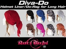 Raci-Babi Diva-Do collection. Went to a motorcycle demo and one of the reps told me about this!!