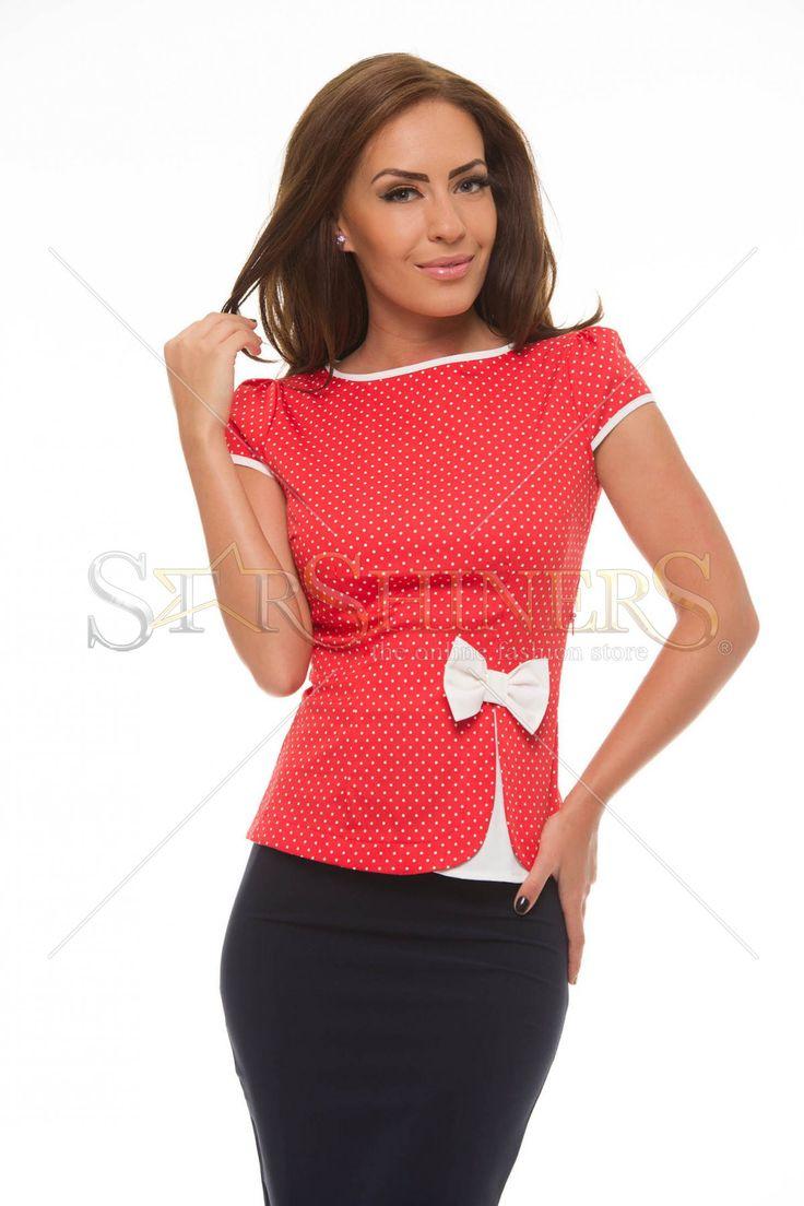 Fofy Covert Secret Red Shirt