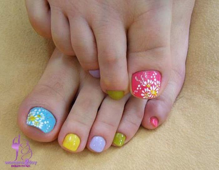 Toe Nail Art Designs For Beginners Zrom