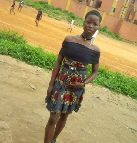 Amaka Constance Ogbugo a 15-year old girl is reportedly missing.  According to her uncleRichard Ogbugo on Twitter'she has been missing since Thursday 30th of November 2017 last seen by neighbors atHARUNA Ikorodu BRT terminal purchasing ticket to Island. Pleaseif found report to nearest police station I can be reached 08063126785'.