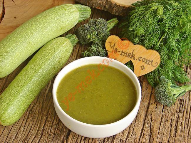 Yeşil Detoks Çorbası Resimli Tarifi - Yemek Tarifleri