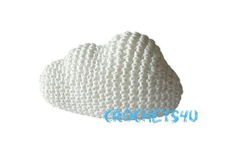 gratis patroon gehaakt klein wolkje
