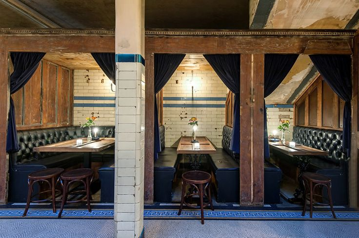 Spend a penny or two at Clapham Common tube station's lovingly-restored WC... http://www.we-heart.com/2014/12/11/wc-wine-charcuterie-clapham-london/