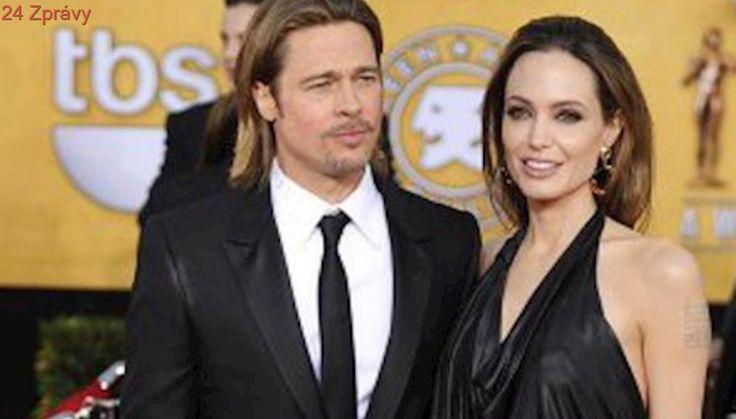 Angelina Jolie a Brad Pitt: Usmíření? Odvolali rozvod!