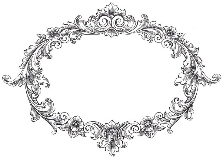 makin cute blogs make cute vintage frames for pictures on your sidebar using