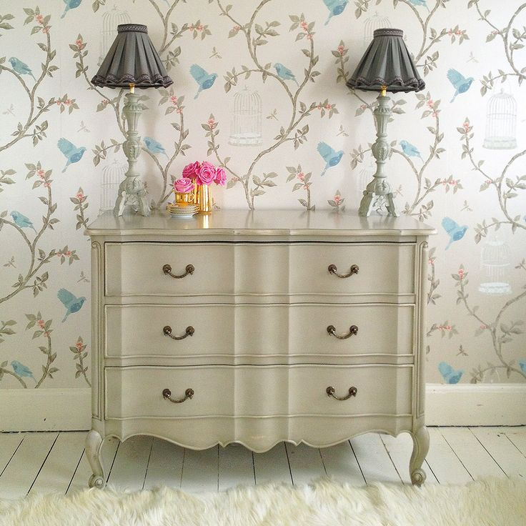 Normandy Classic Shabby Chic Chest of Drawers by The French Bedroom Company. £459