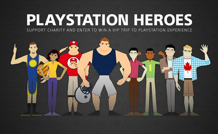 Win a Trip to PlayStation Experience with PS Heroes | World Blog
