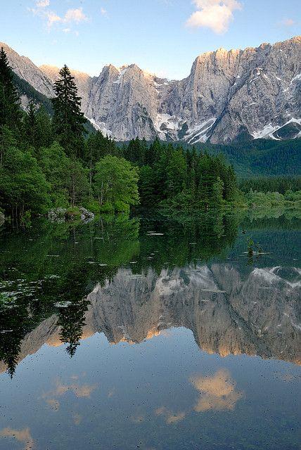 Lago superiore di Fusine | Flickr - Photo Sharing!