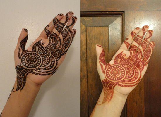 Muslim Mehndi Patterns : Best images about henna tattoo designs on pinterest