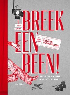 Breek een been | Uitgeverij Lannoo