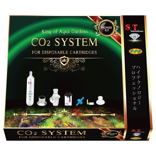 This is an easy and convenient kit that will provide the necessary amount of CO₂ for plant aquariums! CO₂ (carbon dioxide) is the most important nutrient source to water plants. Plants will not gr...