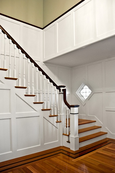 261 best images about house design ideas on pinterest for Pre built staircase