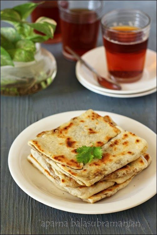 My Diverse Kitchen: R'gaif/ R'ghayaf/ R'ghayef (Moroccan Flat Bread) – My First Bread As A Bread Baking Babe!