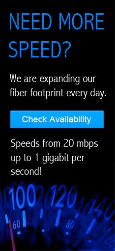 Does Primus offer a speed test?