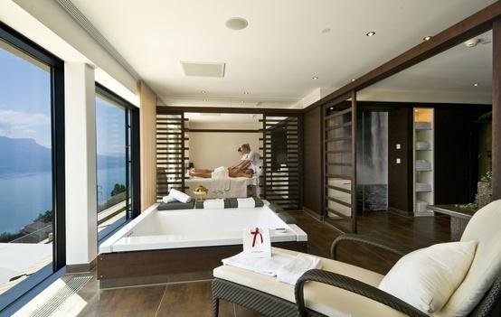 Dedicatevi un Day Spa Suite. Presso l'Hotel Le Mirador, Ginevra