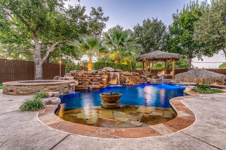 27 best spas by hobert pools images on pinterest