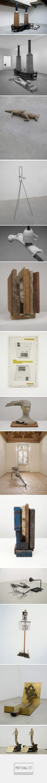 Mark Manders - Works (1) - created via http://pinthemall.net