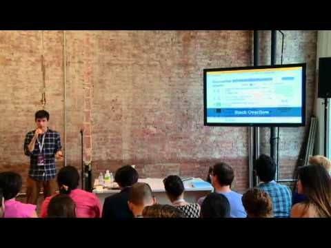 ▶ How to Teach Yourself Code - YouTube; a talk about the importance and power of Ruby on Rails
