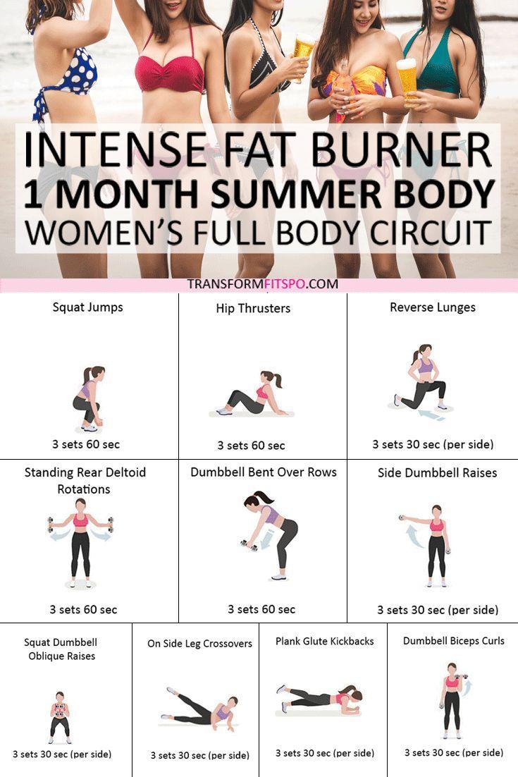 bikini body fat burner)